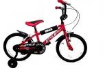 Παιδικό ποδήλατο 12 , 14 & 16 Style cars   Κόκκινο