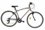 Ποδήλατο Energy Spirit Αντρικό - Γκρί-Πορτοκαλί