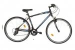 Ποδήλατο Energy Spirit Αντρικό - Μαύρο Ματ-Μπλέ