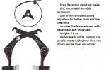 SHADOW SHANO BRAKE BLACK