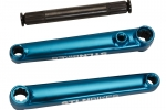 STOLEN S.I.C. Cranks, 175mm blue