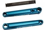 STOLEN S.I.C. Cranks, 175mm blue