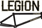 Stolen Legion Frame  2014 Black