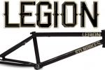 Stolen Legion Frame  2014 Black