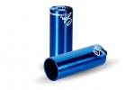 STOLEN CROMO PEGS  1 PC BLUE