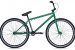 Ποδήλατο BMX  zeke 26 green 2015