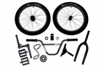 STOLEN SINNER PARTS KIT BLACK
