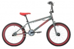 Bullet Bora Bmx Grey red