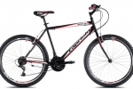 CAPRIOLO PASSION MAN BLACK RED