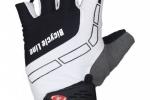 MUGELLO Bicycle Line γάντια κοντά μαύρα