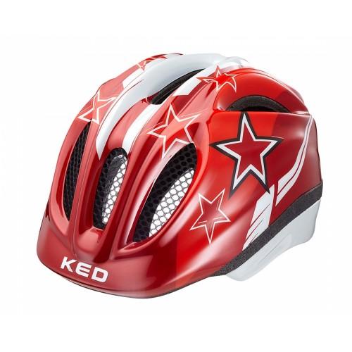 Κράνος kids Ked Meggy Red Stars
