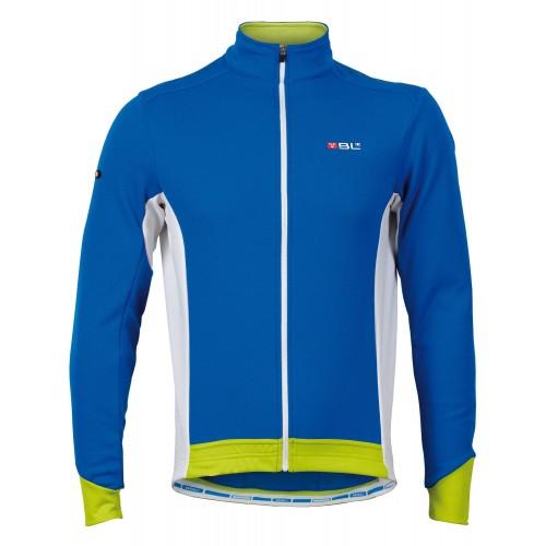 Μπλούζα με μακρύ μανίκι Bicycle Line EROICA Μπλέ