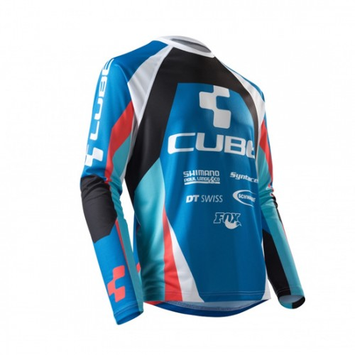 Μπλούζα Cube Action Team Roundneck Jersey