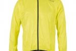 Αντιανεμικό jacket Bicycle Line GARDENA Κίτρινο
