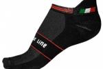 KASPER Bicycle Line κάλτσες μαύρες