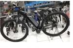 Ποδήλατο ΗΛΕΚΤΡΙΚΟ ORBEA MX50 29 BLACK MAT  με Υδραυλικά Δισκόφρενα 2020