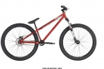 Haro drit  Steel Reserve 1.2 26 red ss