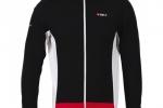 Μπλούζα με μακρύ μανίκι Bicycle Line EROICA Μαύρη