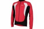 Μπλούζα με μακρύ μανίκι Bicycle Line Dual κόκκινη