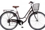 Ποδήλατο IDEAL CITYLIFE 7 SP BROWN 2016
