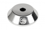 SHADOW RAPTOR REAR BOLT TYPE HUB GUARD SILVER