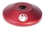 SHADOW RAPTOR FRONT HUB GUARD RED