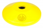 SHADOW RAPTOR FRONT HUB GUARD YELLOW