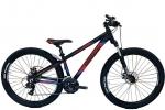 Lombardo Fat Bike 27.5 Mozia Disc Black matt
