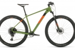 CUBE ANALOG 12 SPEEDS GREEN MATT 27.5 & 29 2020
