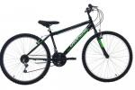 Ποδήλατο CHAMPIONS CEMBIO BLACK GREEN 20'' 24'' 26'