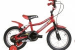 Παιδικό ποδήλατο 12 , 14 & 16 Style  Κόκκινο