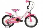 Παιδικό ποδήλατο 12 , 14 & 16 Style Girl Λευκό