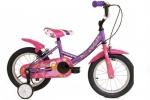 Παιδικό ποδήλατο 12 , 14 & 16 Style Girl Μωβ