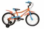 Παιδικό ποδήλατο 18 Style - Fluo Πορτοκαλί