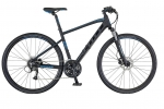 SCOTT Sub Cross 40 2018 BLACK BLUE