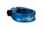 STOLEN CHOKER SEAT POST CLAMP BLUE