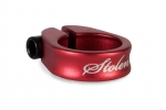 STOLEN CHOKER SEAT POST CLAMP RED