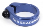 SHADOW ALFRED SEAT CLAMP BLUE