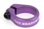 SHADOW ALFRED SEAT CLAMP PURPLE