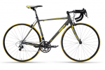 Lombardo Monza 3.0 Anthracite - Yellow