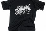 SHADOW BOLT BLACK T-SHIRT