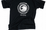 SHADOW CHAIN GANG BLACK T-SHIRT