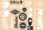 SHADOW STICKER PACK