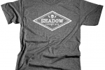 THE SHADOW CONSPIRACY GREY T-SHIRT
