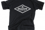 THE SHADOW CONSPIRACY BLACK T-SHIRT