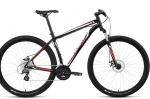 SPECIALIZED HARDROCK 29'' DISC 2013 BLACK RED