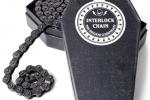 SHADOW INTERLOCK CHAIN 3/32 BLACK
