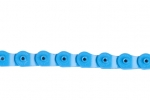 SHADOW INTERLOCK CHAIN 3/32 BLUE