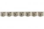STOLEN Balland HD 1/2 Link Chain silver