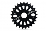 STOLEN CLASS RING III SPROCKET 25T BLACK
